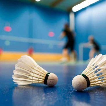 Badminton par équipes-résultats