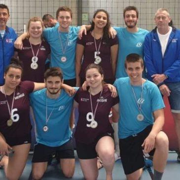 Championnes et Vice-Champions de France