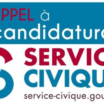 Appel à candidature Service Civique Ligue Hauts-de-France Site de Lille
