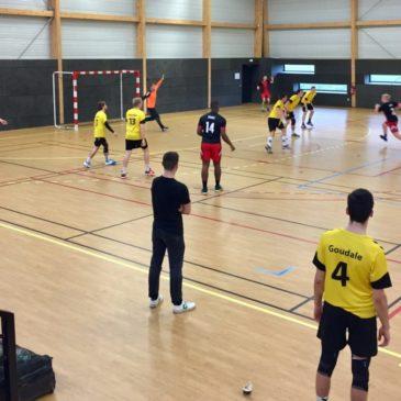 Handball – Championnat d'Académie – L'EDHEC arrache la victoire contre Centrale