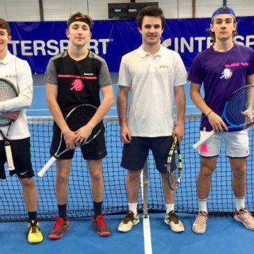 Tennis – Amiens Champion de la Ligue des Hauts de France