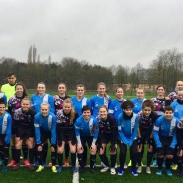 Football Féminin (Nat 1) – Lille dominé par Amiens lors de la 2ème journée