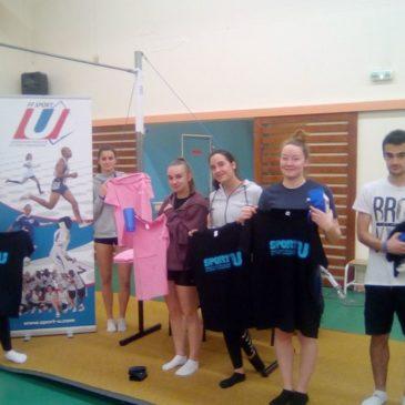 Compétition Académique De Gymnastique Amiens