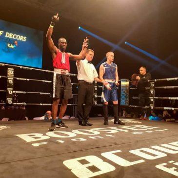 Finale Championnat de Ligue Hauts de France De Boxe Anglaise