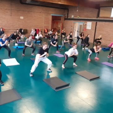 Les Animations du Sport'U : Fitness