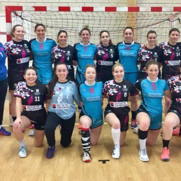 Handball (Nationale 2 F) – U.P.H.F Valenciennes déroule contre l'U. de Lille