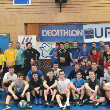 Championnat Académique Volley 4×4