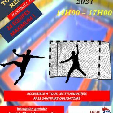 Tournoi de Rentrée Handball 4X4